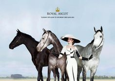 Royal Ascot Campaign Images