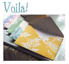Pretty Handmade Envelopes