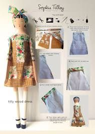 Resultado de imagen para sophie tilley designs dolls