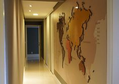Leandro Selister - Adesivo de Parede com mdf – Mapa Mundi Tons Terrosos - http://leandroselister.com.br/loja/mapas/mapa-mundi-adesivo-com-mdf-tons-sepia/
