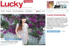 'Lucky' to Launch Pinterest-Like Aggregator for Style Content