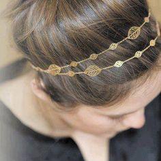 Leaf head chain