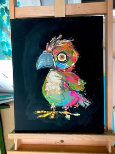 Phoenix Chick http://ift.tt/2iINBhj Art watercolor acrylic doodle art painting artistsoftumblr watercolor