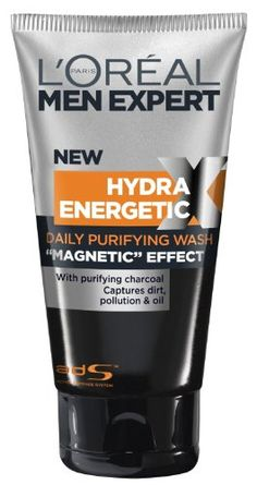 face cleanser L'Oreal Men Expert Hydra Energetic X-Treme Black Charcoal Face Wash 150Ml >>> You can find out more details at the link of the image.