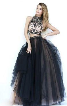 El vestido negro in english