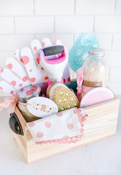 #ad Easy Gift Basket