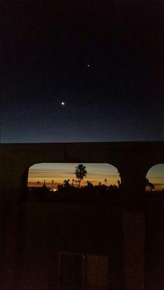 Sunrise in Santa Monica
