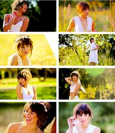 "Lea Michele  ""Teen Vogue"""