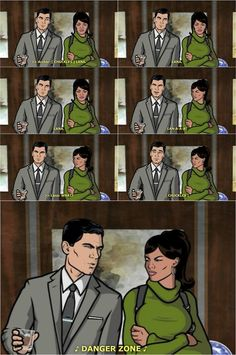 Archer - this is the alarm on my phone :-p