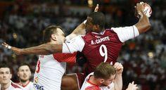 Capote Qatar Team Qatar 2015 #Handball (@BanusAlex)