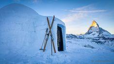 Übernachten im Iglu-Dorf Zermatt - ein besonderes Erlebnis!
