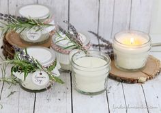 ChristmasGiftIdeas thumb Handmade Gifts: How to Make DIY Soy Candles