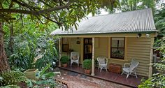 Candlelight Cottages - the Dandenongs - Victoria