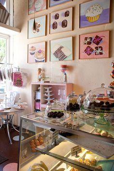 Grab a cupcake to-go, on the way to the City Market. BabyCakes | Kansas City