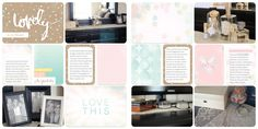 project life dreamy edition layout - Google Search
