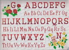 alfabeto stampatello maiuscolo minuscolo