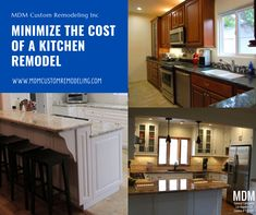 If you started planning for kitchen remodeling, it's highly advisable to know a few affordable kitchen remodeling solutions that can revamp the look of your cooking space. Kitchen Remodeling, Minimalism, Kitchen Cabinets, How To Plan, Space, Cooking, Modern, Home Decor, Floor Space