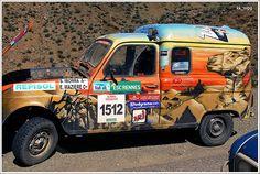 4L TROPHY - Renault 4 Rally - Paris to Marrakech