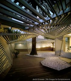 What a cool hotel design