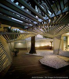 Sevilla, Spain  Hotel Holos  MGM arquitectos