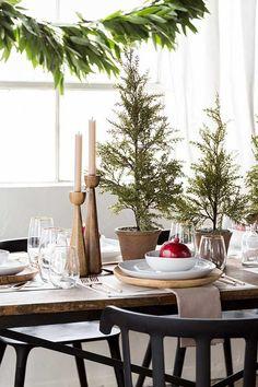 Inspirational Table Settings for Tu B'Shevat