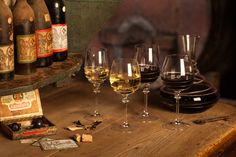 Choose your glasses like you choose your wine with help from our Amalia Sommelier Collection.