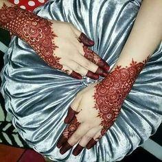 Modern and Attractive Red Mehndi Designs - Kurti Blouse Mehndi Designs For Girls, Mehndi Designs 2018, Dulhan Mehndi Designs, Unique Mehndi Designs, Mehndi Design Pictures, Beautiful Mehndi Design, Arabic Mehndi Designs, Mehandi Designs, Red Henna