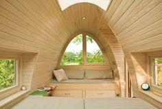 Nice treehouse!
