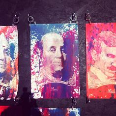 Printed Inkodye Spray by Stephan Ango