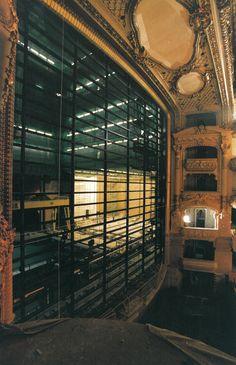 52 Ideas De Gran Teatre Del Liceu Fotogrametría Planos Barcelona
