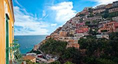 $224 Hotel Savoia has been in the family for 3 generations. It has a fantastic location in Positano, next to popular Mulini Square and 218 yards from the beach.