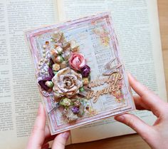 "# Vovk Ekaterina: scrap, cardmakind, handmade.: Открытка ""Always Together"""