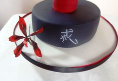 Dragon Tattoo Cake - Flame Orchid