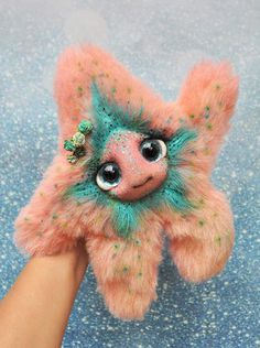 Starfish Sonya OOAK By Kateryna Nichyk - Bear Pile