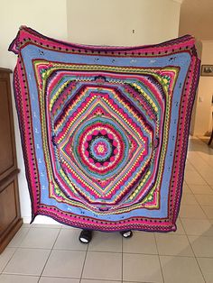 Ravelry: Grandally's Sophie's Universe CAL