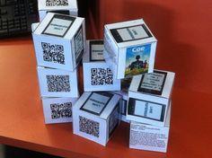 """ECTB PromoFraternité on Twitter: """"#PromotionCabu en mission : des cubes avec…"""