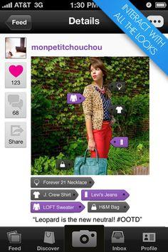 Conozcan Pose, la nueva fashion app de Rachel Zoe