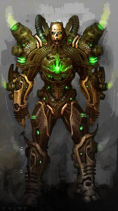 Metallo's Maw by prime - Michael Pedro - CGHUB via PinCG.com