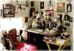 Wonderfully messy and full of artful energy.