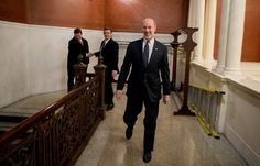 HARRISBURG — Gov. Tom Wolf said Friday that he acted on principle, not partisan politics, and hoped to gain the Legislature's respect when he fired ...