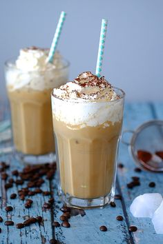 School Breakfast, Summer Time, Smoothies, Pudding, Coffee, Drinks, Cooking, Recipes, Sun Room