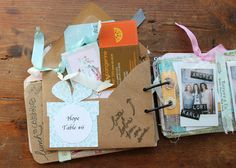 Here it is! My California Souvenir journal all filled with memories and ephemera... My main reason for the trip was to attend Kim Caldwell's art event, Affaire at Tiffany's, but I was able to squeeze in quite a bit of...