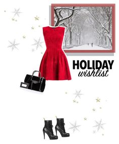 """Holiday Wishlist"" by firstboutique ❤ liked on Polyvore featuring Mode, Antonino Valenti und Balenciaga"