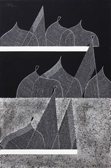 Palitana - White Temples By Arturo Luz ,2003