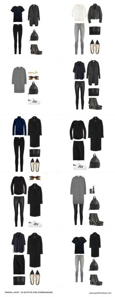 awesome What to wear in Copenhagen - Pack For Where?
