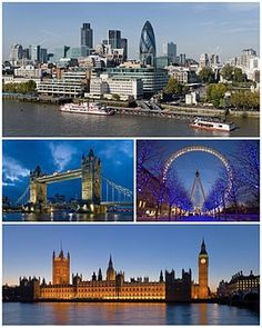 London, London, London, London!