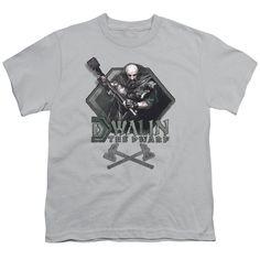 HOBBIT DWALIN Youth Short Sleeve T-Shirt