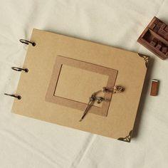 din a6 ringbuch notizbuch a6 ein designerst ck von steffis potpourri bei dawanda. Black Bedroom Furniture Sets. Home Design Ideas