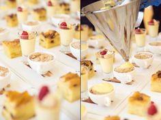 Trio of #desserts #weddingmenu