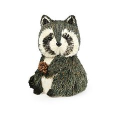 Woodland Wonder Sisal Raccoon at Big Lots.  #BigLots